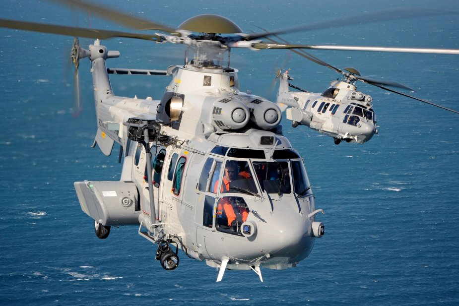 Royal Thai Air Force expands H225M helicopters fleet 001