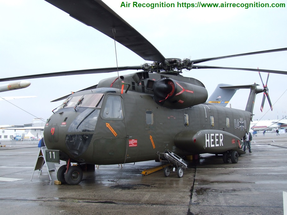 Germany launches the renewal of its heavy helicopters