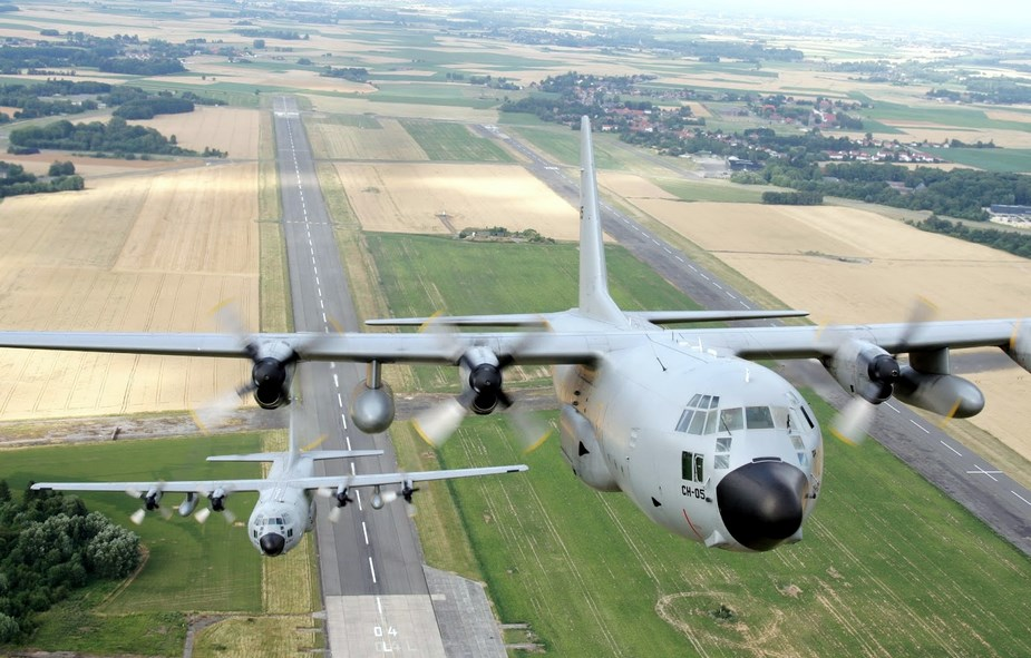 Last Belgian C 130H Hercules to be withdrawn from service in 2022