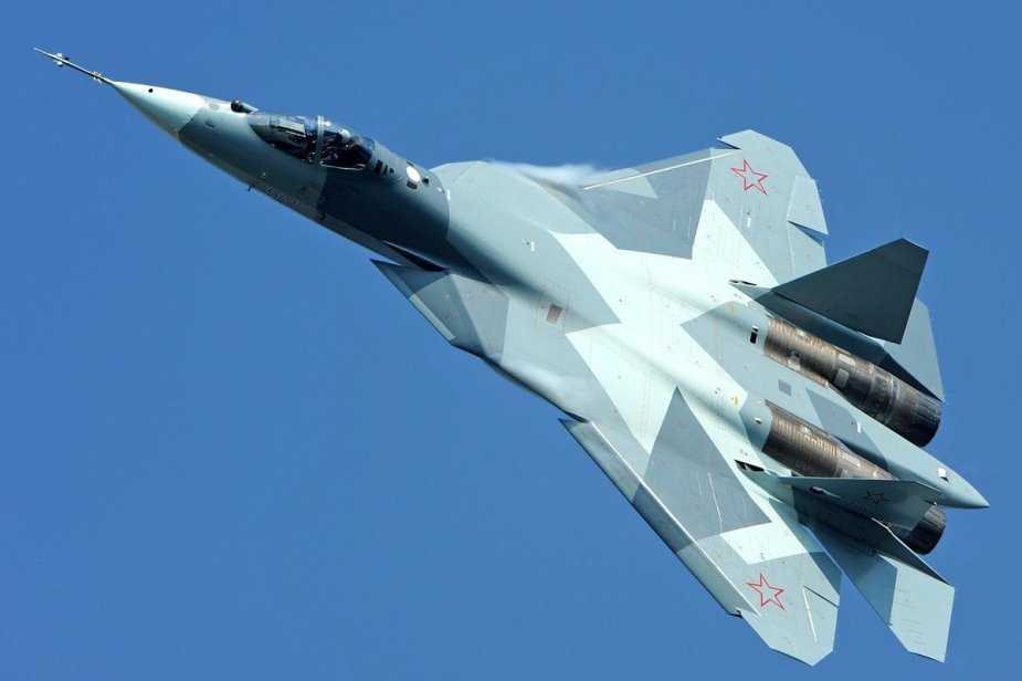 China possible customer of Russian Sukhoi Su 57 stealth fighter jet