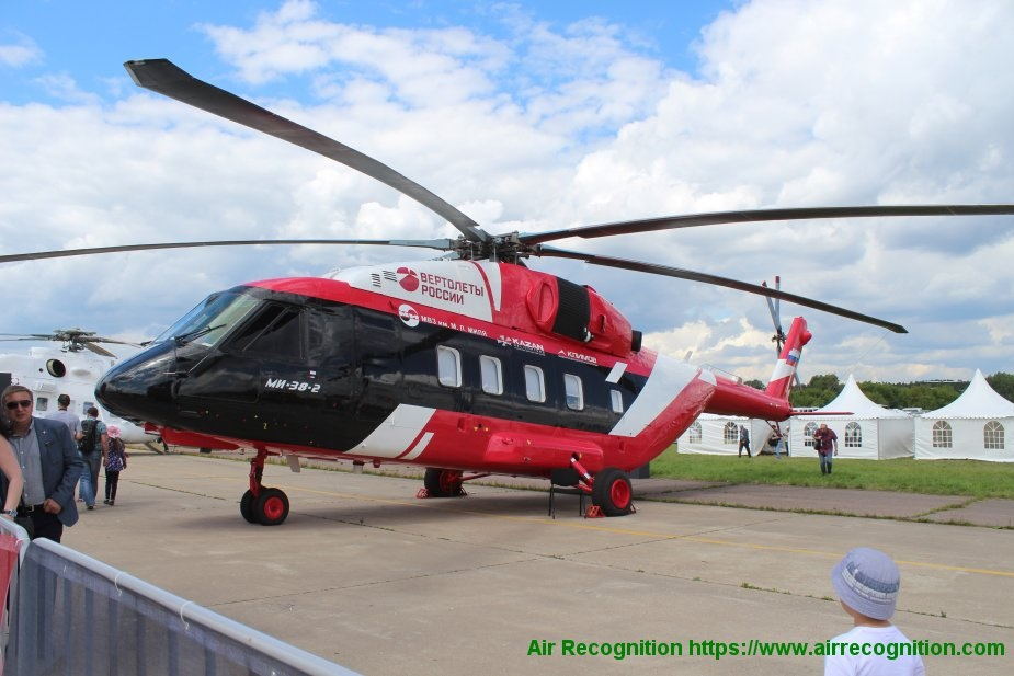 Kazan Helicopter Plant and Kumertau aircraft enterprise to jointly produce helicopters