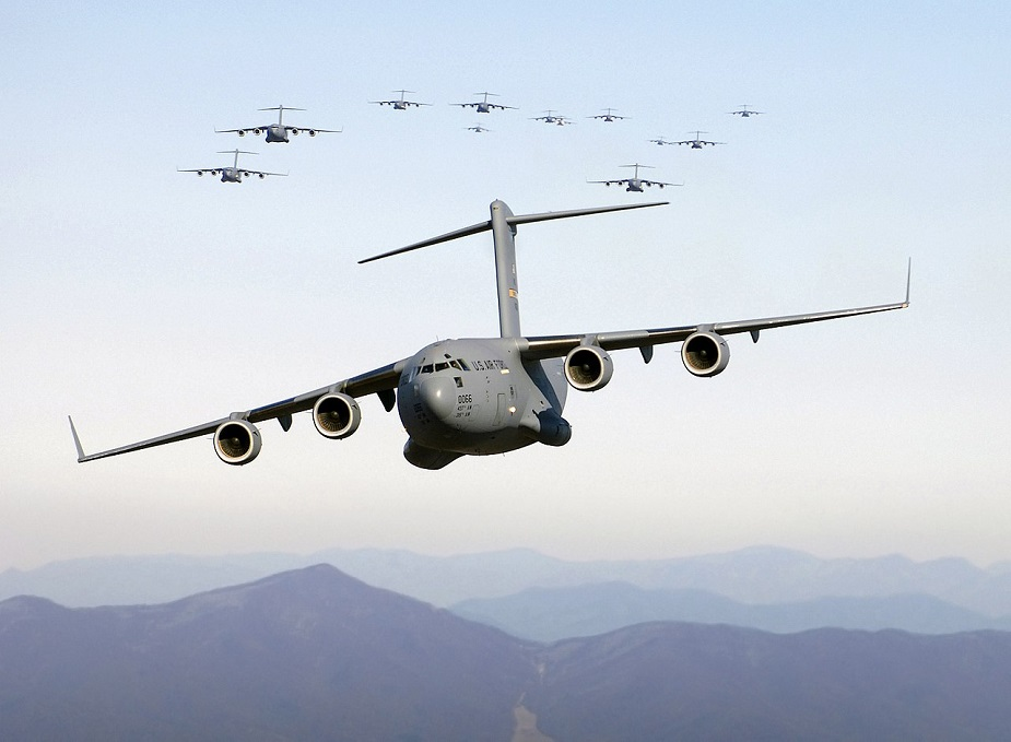 Boeing awarded contract for C 17 simulator training supporting NATO partners