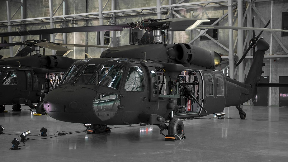 Poland Special Forces get 4 Black Hawk helicopters