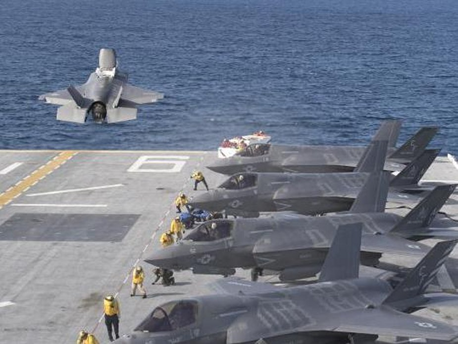 F 35B could hit service life limit by 2026
