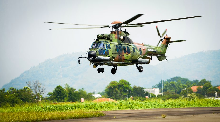 Indonesian Air Force places order for eight additional H225Ms 925 001