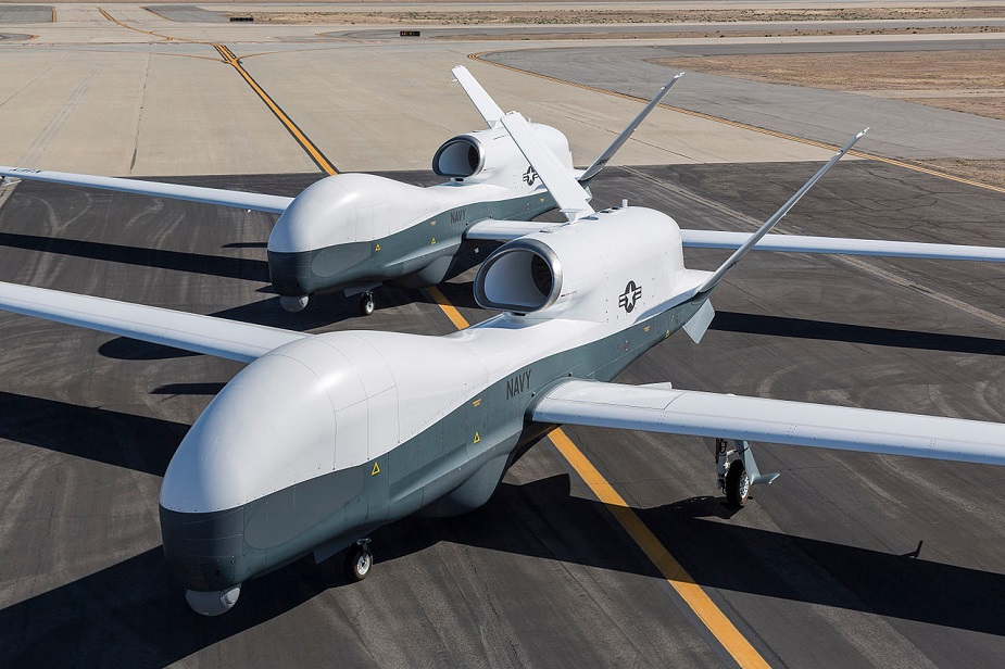 Australia commits to next Triton remotely piloted aircraft