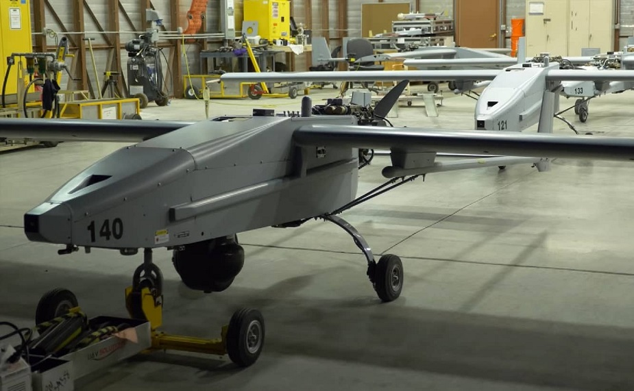 DARPA presents more details on unmanned aircraft equipped with CODE