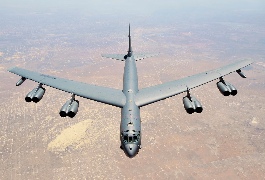 USA Boeing to integrate new air launched cruise missile system on B 52 Stratofortress