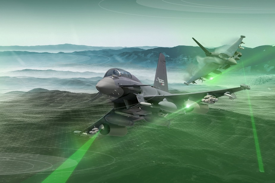 Airbus and its partners unveil details of new Eurofighter ECR concept