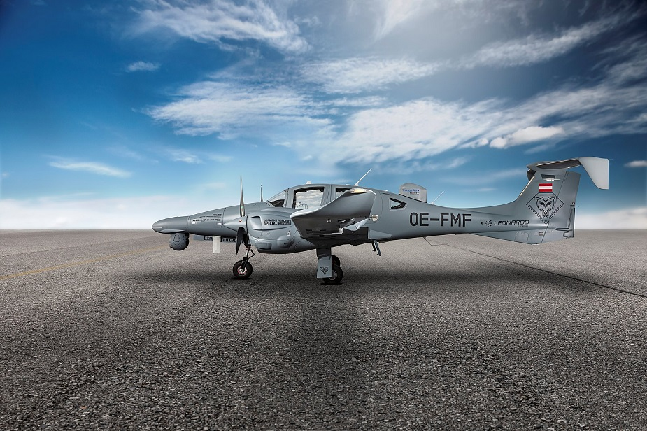 Diamond Aircraft successfully conducts DA62 MPP demonstration to key government customers