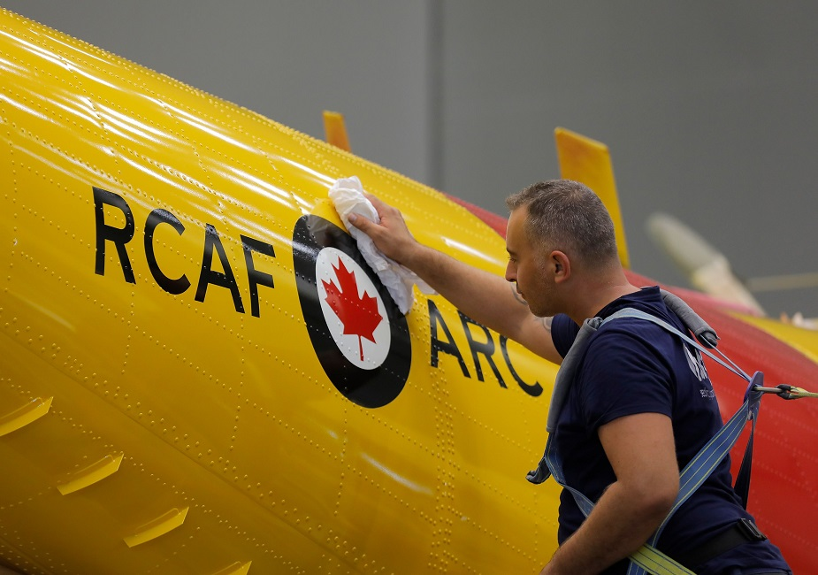 First Royal Canadian Air Force C295 shows off its final livery 02