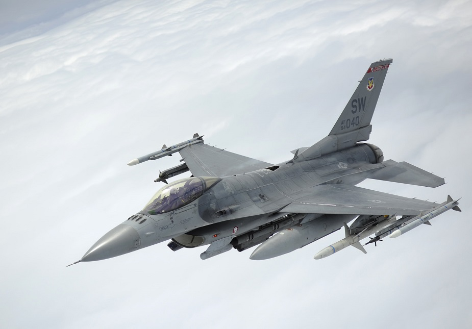 Lockheed Martin awarded contract for F 16 Block 70 production for Bulgaria