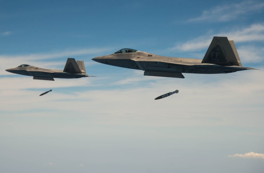 U.S. Air Force to complete F 22A Raptor modernization