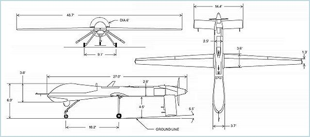 Predator Drone Model Plans - Drone HD Wallpaper Regimage Org