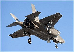 F-35B STOVL F-35 Lightning II Lockheed variants Martin multirole fighter aircraft technical data sheet specifications intelligence description information identification pictures photos images video United States American US USAF Air Force defence industry military technology conventional takeoff and landing