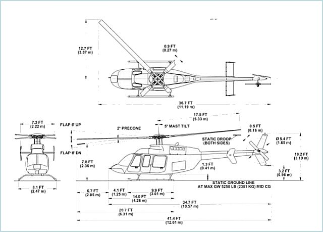 Bell 407gx light tactical utility helicopter technical data sheet bell 407gx light tactical utility helicopter technical data sheet specifications intelligence description information identification pictures photos malvernweather Gallery