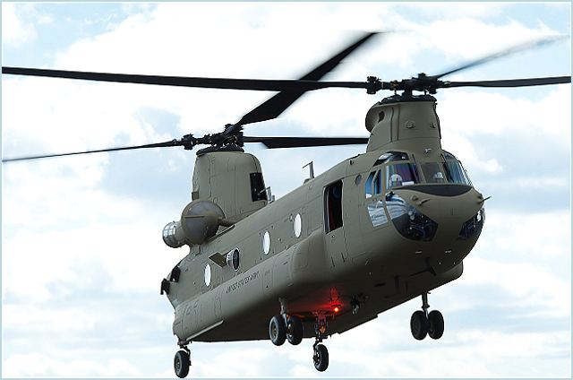 CAE today announced it has completed a major upgrade to one of the Chinook dynamic mission simulators located at CAE's Medium Support Helicopter Aircrew Training Facility (MSHATF) and the Royal Netherlands Air Force (RNLAF) is now training its Chinook aircrews to both the CH-47D and CH-47F standards.
