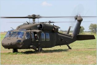 UH-60 UH-60A BlackHawk medium size utility helicopter technical data sheet specifications intelligence description information identification pictures photos images video Sikorsky United States American US USAF Air Force aviation aerospace defence industry military technology