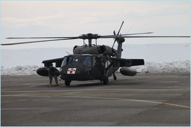 Indonesian army would purchase Black Hawk helicopters from the United States this year, in a bid to strengthen its weaponry, a military officer said here on Monday, February 25, 2013. The plan is part of the Indonesian government's effort to modernize its weaponry.