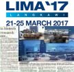 LIMA 2017 news visitors exhibitors information Langwaki International Maritime and Aerospace Exhibition Langwaki Malaysia army military defense industry technology