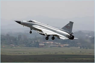 Pakistan is pitching its new JF17 Thunder fighter jet, developed jointly with China, at an aggressive discount to dominant Western rivals, the country's defense minister said on Sunday, November 13, 2011.
