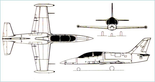 L-39 Albatros jet trainer combat aircraft technical data sheet specifications intelligence description information identification pictures photos images video Czech Republic Czech Air Force defence aviation industry military technology