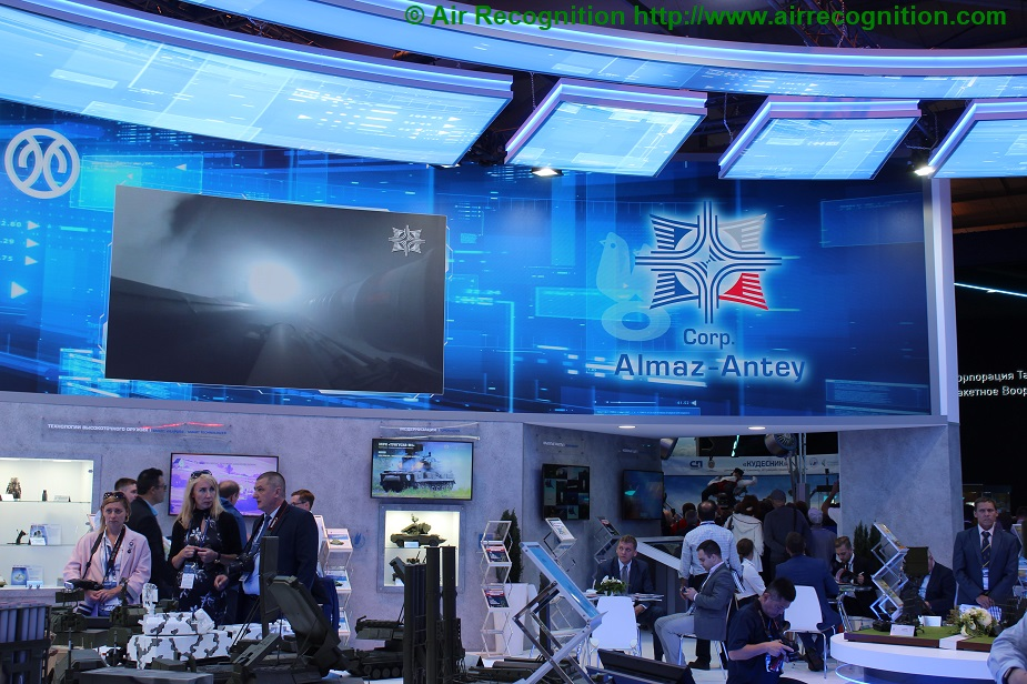 MAKS 2019 Almaz Antey agrees with Belarus to overhaul S 300 missiles