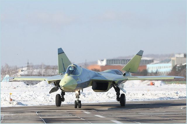 Eleven new fifth-generation fighters aircraft T-50 will come into service in the Russian Air Force by 2015, said Monday, February 13, 2012, the commander of the Air Force, General Alexander Zeline in an interview RIA Novosti.