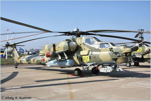 According to Ria Novosti, it could take Russia about three years to complete the development of a fifth-generation attack helicopter and start testing its prototype, a defense industry official said Wednesday.