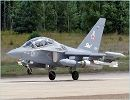 Russia's Yakovlev Yak-130 Mitten trainer/light attack aircraft will be showcased for the first time at the Farnborough International Air Show as part of a large Russian exhibit. Russian companies, including 19 defense industry firms, will take part in the airshow near London on July 9-15 to exhibit the latest achievements in the Russian aircraft industry.