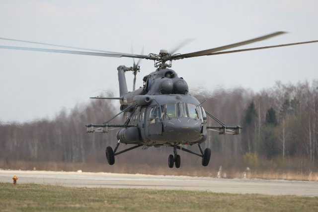 During the international military technology forum Army-2015 on 16 June 2015, Russian Helicopter, part of Russia's State Corporation Rostec, announced that a contract has been signed with the Belarusian Defence Ministry for delivery of 12 Russian-made Mi-8MTV-5 military transport helicopters over 2016-2017.