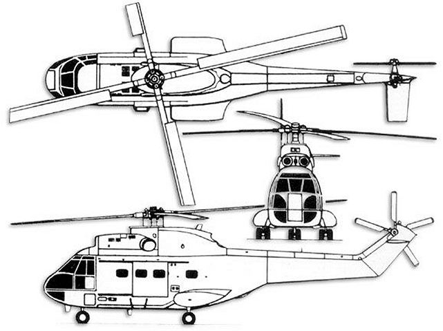 SA 330 Puma all-weather tactical transport helicopter data sheet specifications intelligence description information identification pictures photos images video France French Air Force aviation aerospace defence industry military technology