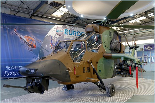 Eurocopter's first production Tiger helicopter in the HAD (Hélicoptère d'Appui Destruction in French, or Support and Attack configuration) was delivered to France's DGA armament procurement agency today for operation by French Army Aviation units, providing a highly capable combat weapon system that is tailored to the world's evolving battlefield conditions.