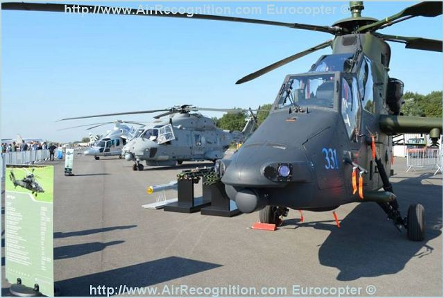 The Tiger support helicopter and the NH90 naval helicopter that will be exhibited at the ILA Berlin Air Show represent the latest generation of military helicopters currently in service with armed forces around the world.