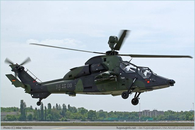 A significant milestone in Eurocopter's Tiger support helicopter program has been reached following the delivery of the first four helicopters to be upgraded for deployment to Afghanistan. This now leaves the German Army in possession of a complete batch of ASGARD helicopters – a vital prerequisite if the Tiger is to be deployed in theater by the end of the year.