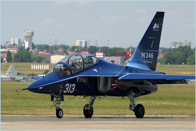 ST Aerospace and Alenia Aermacchi will deliver the last of the 12 M-346 new generation advanced trainers to the RSAF in March 2014, following the contract that was signed in late 2010. Currently, a total of 10 aircraft have been delivered along with the delivery of the relevant ground based training system and the associated M-346 initial logistics support package.