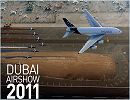 The Dubai Airshow is welcoming more than 100 aircraft next week, some of them appearing for the first time in the Middle East. Running from 13 to 17 November 2011 at the city's Airport Expo, the Dubai Airshow will be the biggest yet, with more than 1,000 exhibitors and nearly 55,000 trade visitors, an almost four percent increase from the previous show in 2009.