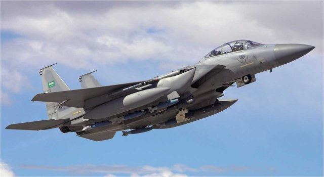 Dubai Airshow 2015 Lockheed to support Saudi Arabia F 15 fighters sensor suite 640 001