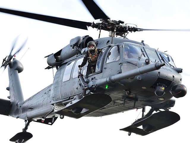 Lockheed Martin received a $113 million contract from the U.S. Air Force to design, develop, field and sustain aircrew training devices for HH-60G Pave Hawk search and rescue helicopters.