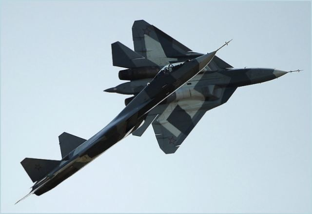 In 2016, the Russian military will start deploying the Russian fifth-generation fighter jet Sukhoi T-50 PAK FA, chief of the Russian Air Forces said. Lieutenant General Viktor Bondarev gave an outline of his branch's modernization plans, including the build-up of Arctic infrastructure, in a radio interview with the Russian News Service station on Sunday, August 10.