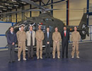Marignane, France , January 15 2014 - Airbus Helicopters' factory in Spain provided the