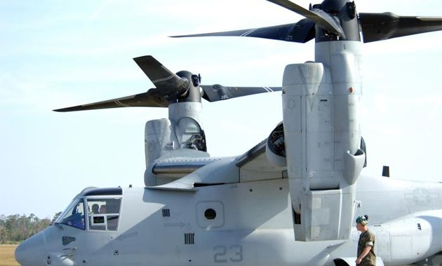 Rolls-Royce Corp., Indianapolis, Indiana, is being awarded an $87,712,436 contract for the procurement of 38 AE1107C engines in support of the MV-22 Osprey tiltrotor aircraft for the United States Marine Corps. Work will be performed in Indianapolis, Indiana, and is expected to be completed in December 2016. The US Naval Air Systems Command, Patuxent River, Maryland, is the contracting activity.