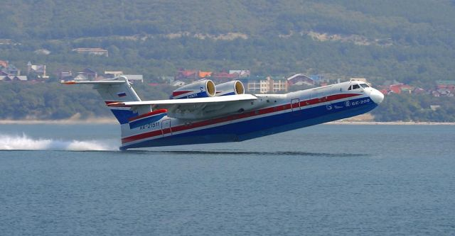 The first Beriev Be-200 amphibious aircraft will be delivered to the Russia's Eastern Military District (EMD) in 2015 under the State Defense Order. The jets may be used for transporting cargo and fire-fighting operations, reported the press service of the Eastern Military Service.