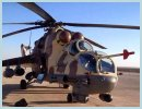 "According to local media, four new combat helicopters have been delivered to the Libya National Army. They are said to have arrived in Marj two days ago. Pictures released on social medias seem to show that the helicopters delivered are the Russian-made Mi-24P ""Hind-F"" and are said to have been delivered from the United Arab Emirates, reported yesterday, April 28, the Libyan online newspaper Libya Herald."