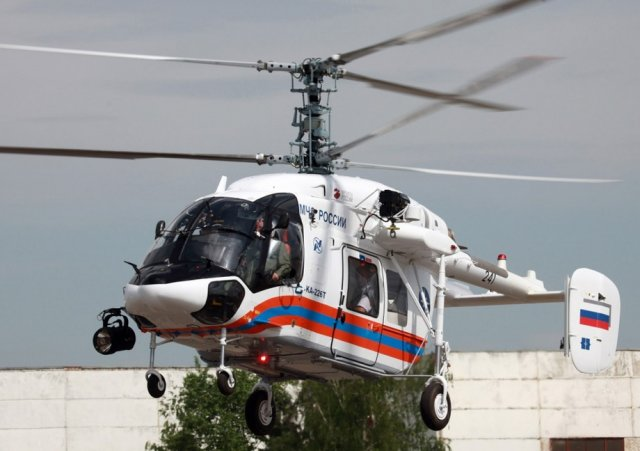 Rostec and HAL will form a JV to manufacture Ka 226T helicopters in India 640 001