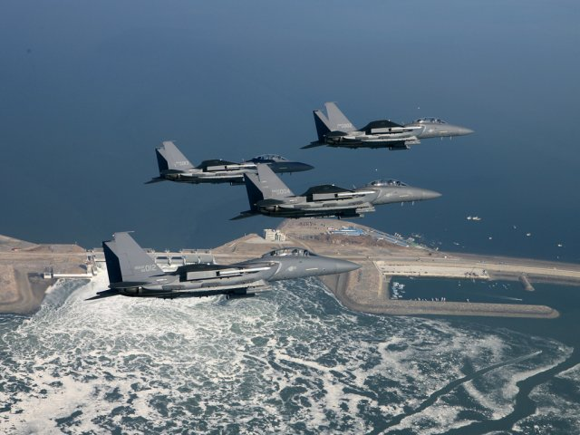 South Korea s government approves ROKAF reorganization plan 640 001