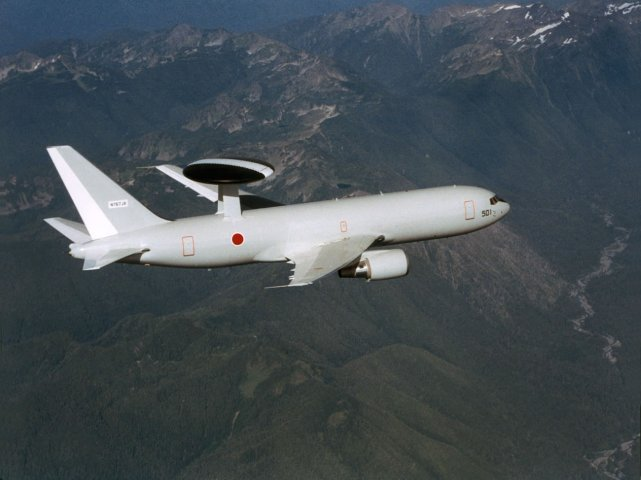 Boeing has been awarded a $402,787,272 modification to a previously awarded contract for Japan Airborne Warning and Control System (AWACS) Mission Computing Upgrade Program. Boeing will provide upgrade of four E-767 Airborne Warning and Control aircraft and three ground support facilities.