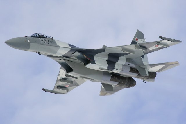 Russia and China sign major deal for delivery of 24 Su 35S multirole fighter aircraft 640 001