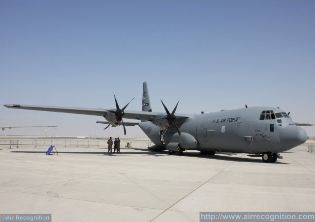 US clears a 650mn FMS from France for two C 130J and two KC 130J military airlifters 640 001