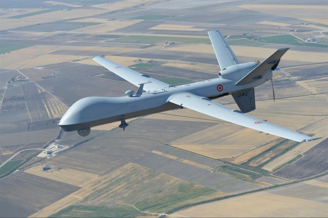 US gives green light for Italian MQ 9 Reaper UAVs weaponization 640 001